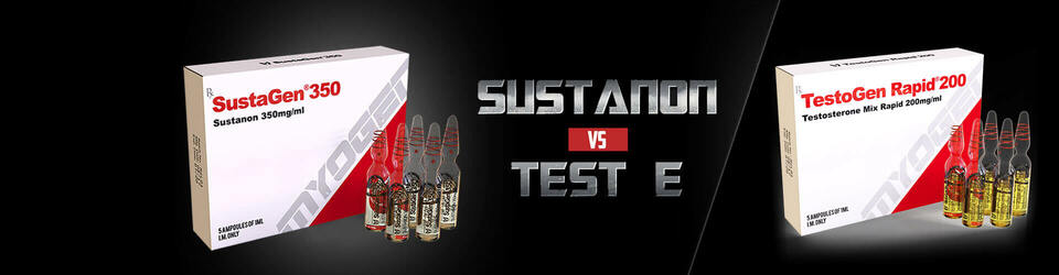 Which is Better: Sustanon or Testosterone Enanthate