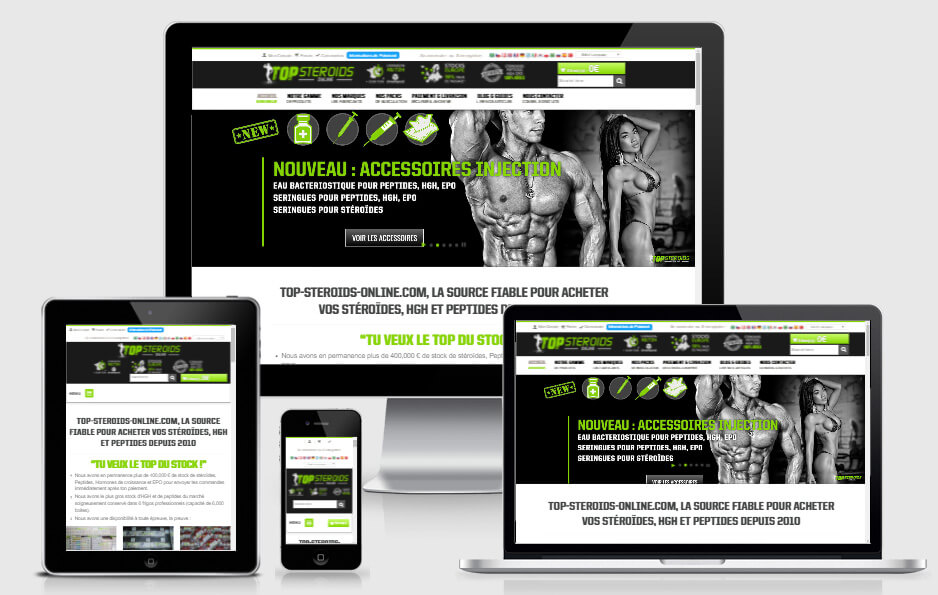 Top Steroids Online