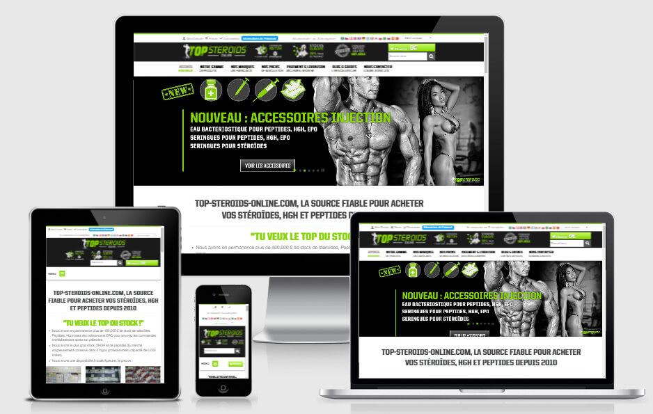 Top Steroïden Online